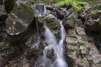 Kleiner Wasserfall Steinbach by Rolf Meier