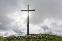Seekarkreutz Gipfelkreuz von Rolf Meier