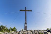Simetsberg Gipfelkreutz von Rolf Meier