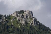 Dreisäulen Kopf Süd von Rolf Meier