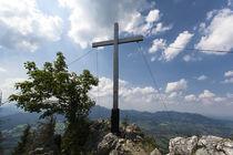 Geierstein Gipfelkreutz by Rolf Meier