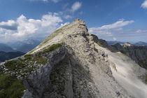 Aufstieg Soiernspitze von Rolf Meier