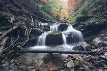Stalllauer Bach Wasserfälle by Rolf Meier