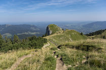 Vorderer Kirchstein Westseite von Rolf Meier