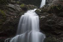 Hachelbach Wasserfall von Rolf Meier