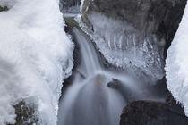 Eis Schnee und Wasser by Rolf Meier