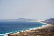 Playa de Cofete by Susi Stark