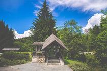 Gedenkstätte in Kärnten  by Susi Stark
