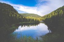 See in Flattnitz/Kärnten von Susi Stark