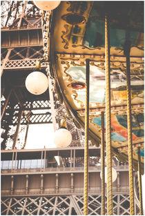Kirmestreiben in Paris von Susi Stark