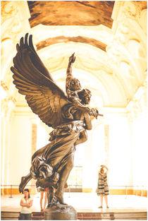 Skulptur in Paris von Susi Stark