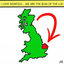 I Love Norfolk.... von Vincent J. Newman