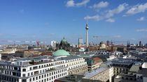 Berlin von oben 1 by Reiner Poser