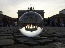 Brandenburger Tor, Pariser Platz  by schroeer-design