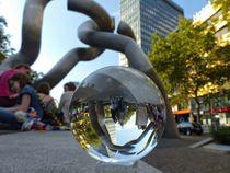 """Skulptur """"Berlin"""" an der Tauentzienstraße by schroeer-design"""