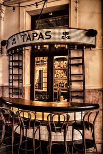 Tapas Bar by la-mola-lighthouse