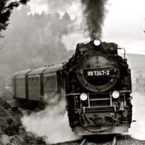 Locomotive Breath von atelier-kristen