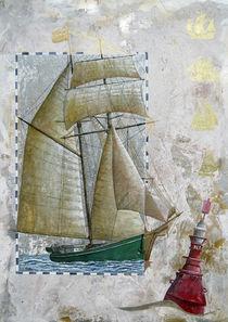 Unter vollen Segeln von Roland H. Palm