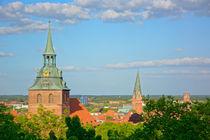 Blick auf Lüneburg von gscheffbuch