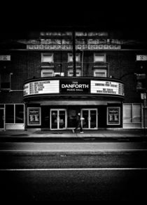 The Danforth Music Hall Toronto Canada No 1 von Brian Carson