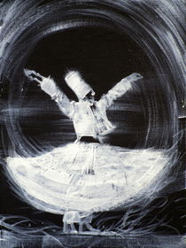 SUFI WHIRLING  - FEBRUARY 21,2013 von lautir
