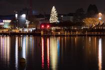 Zürich am Nacht von Iryna Mathes