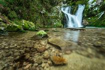 Wasserfall Allerheiligen by Dennis Heidrich