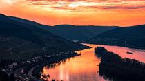 Dämmerung über im Mittelrheintal von Ronald Nickel