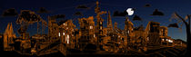 San Francisco (Night, landscape) von David Bushell