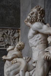 Laokoon-Gruppe Vatikanisches Museum Rom by schumacherfilm