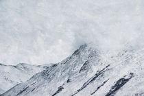 Clouded Peaks von Priska  Wettstein