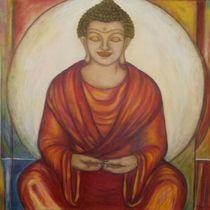 Buddha Amitabha by Marija Di Matteo