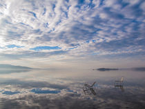 Zwischen Himmel und Wasser von Christine Horn