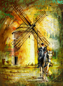La Mancha Authentic Madness by Miki de Goodaboom