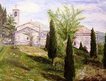 altes Kloster in den Abruzzen von Elisabeth Maier