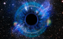 Deep Black Hole, Like an Eye in the Sky von maxal-tamor