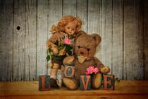 LOVE by Claudia Evans