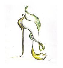 Schlange von Kiki de Kock