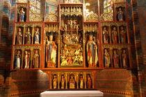 Altar in der Stiftskirche! von Heinz E. Hornecker