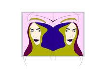 Fair Miroir von Iri Kirova