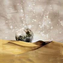 MAGIC MOON DESERT by Pia Schneider