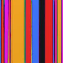 Bright stripes von Keith Mills