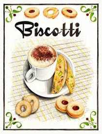 Biscotti von Colette van der Wal