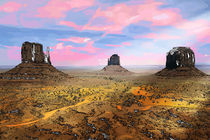 Monument Valley, USA von lesimagesdejon