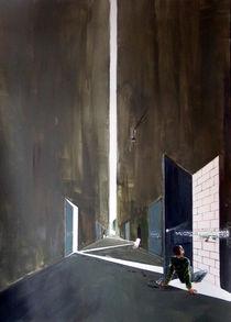 The path of thinking by Lazaro Hurtado