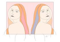 Silent Eve Miroir Pink by Iri Kirova