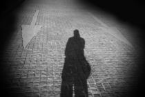 A shadow man by Gordan Bakovic
