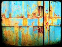 Rusty doors by Gordan Bakovic