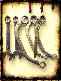 Raw tools by Gordan Bakovic
