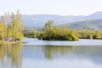 The lake by Gordan Bakovic